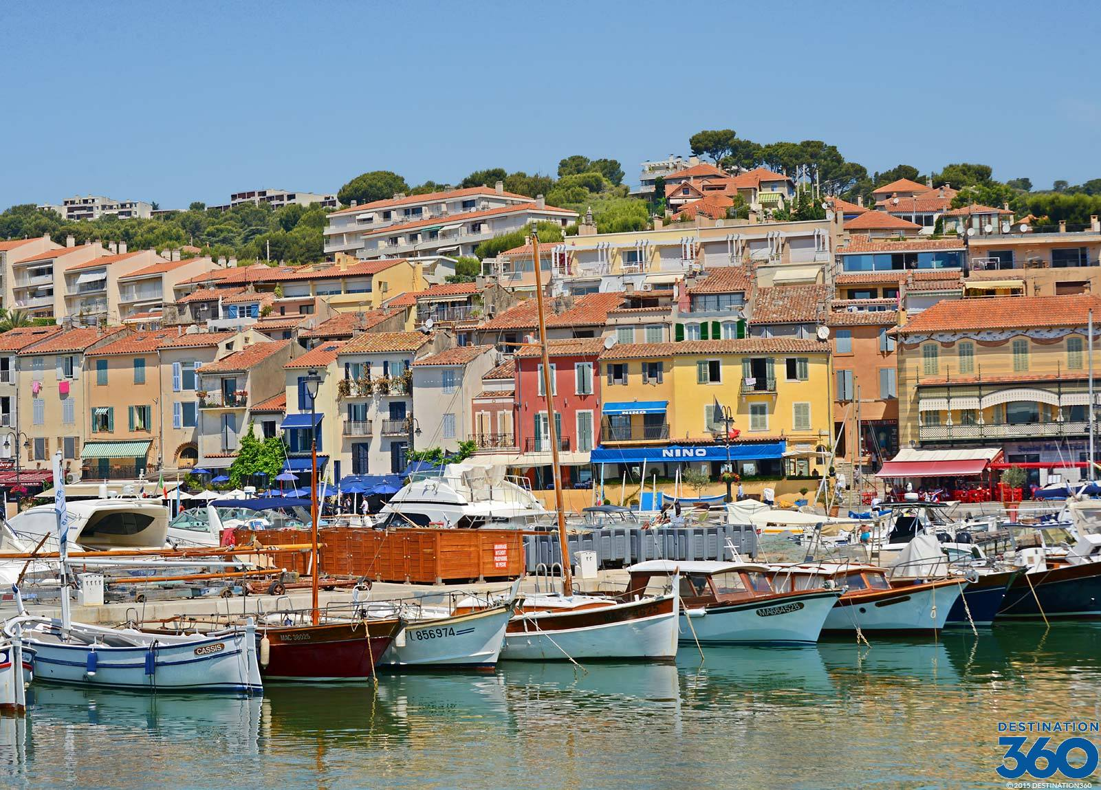 Cassis Virtual Tour