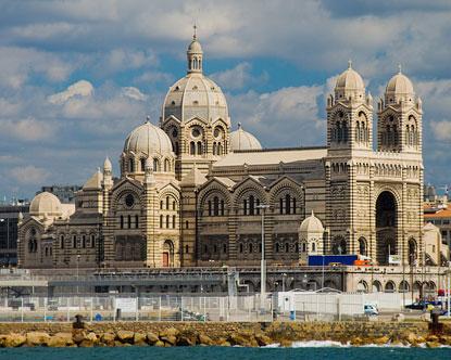 Cathedral De La Major Marseille France Marseille Cathedral