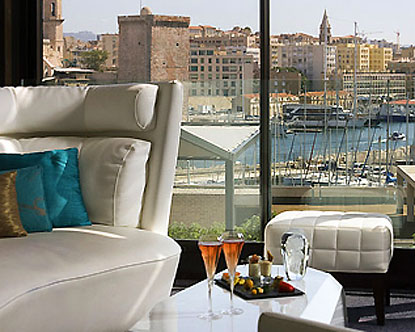 Marseille Luxury Hotels