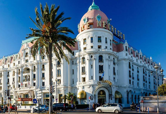 Nice france hotels for Top hotel france