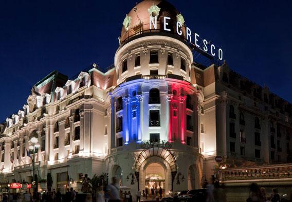 Nice france hotels for Hotel le france