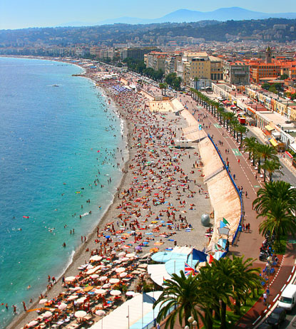 Nice Attractions - Nice Tourist Attractions