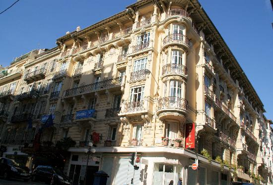 Massena hotel nice deals see hotel photos attractions for Best hotels in nice