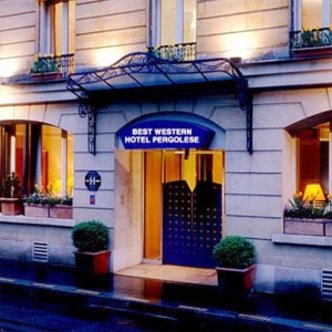Best western hotel pergolese paris deals see hotel for Top hotel france