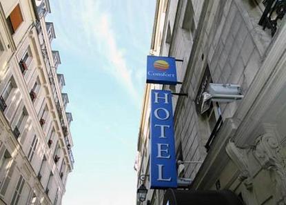 Comfort Hotel Saint Martin