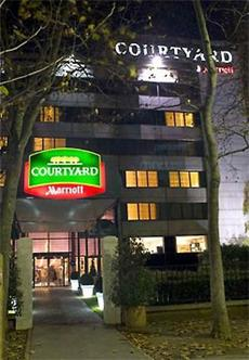 Courtyard By Marriott Neuilly