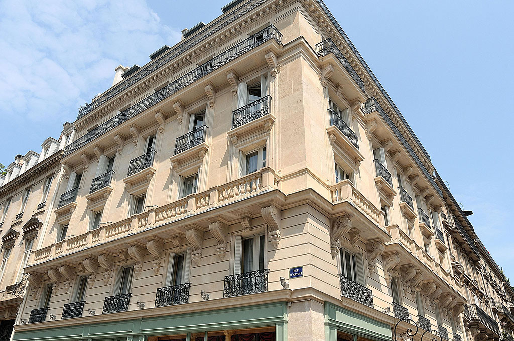 Hotel Bradford Elysees