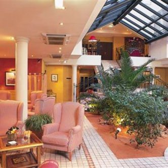 Hotels De Paris Beaumarchais