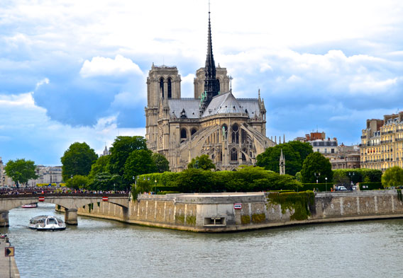 Christmas In Paris Tours