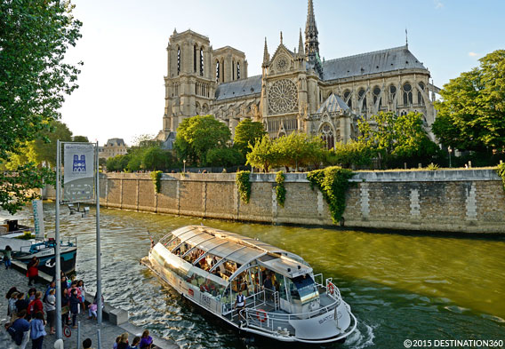 Paris Seine Cruise Tour
