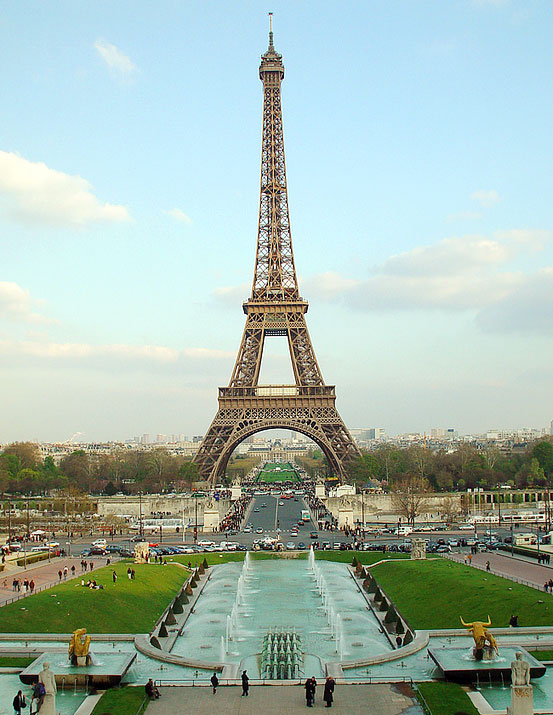Eiffel Tower History