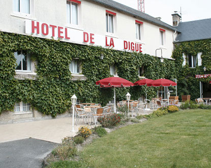 Hotels near Mont St Michel