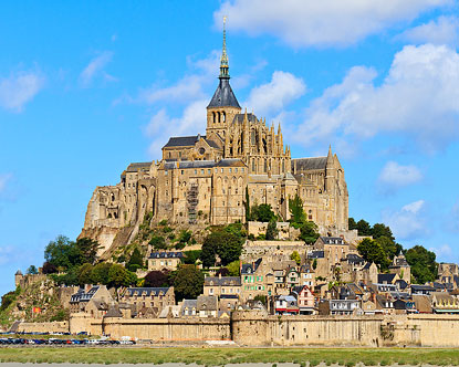 Tours of Mont St Michel