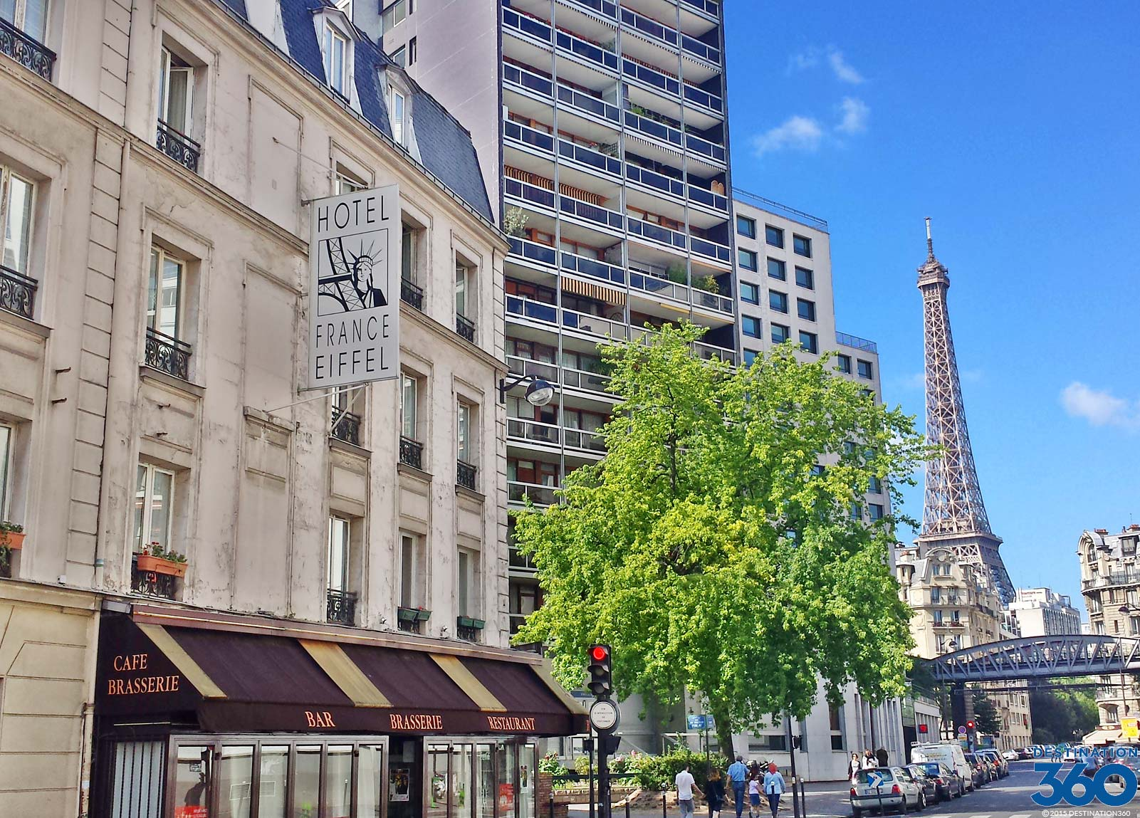 Montparnasse Paris Hotels