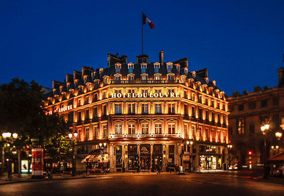 Hotels Near Paris France