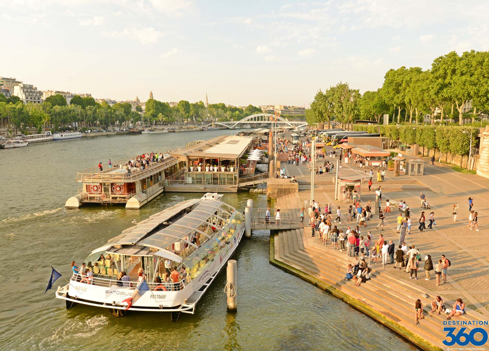 Paris Boat Tours