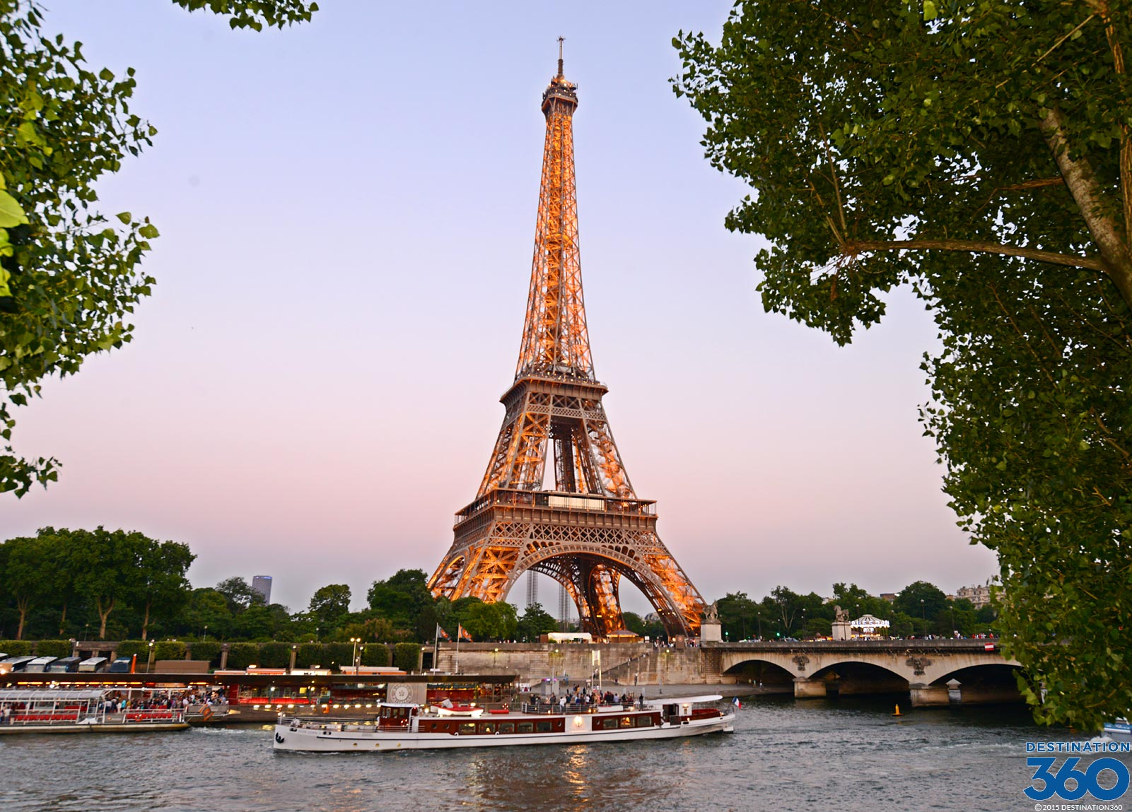 Paris Cruises