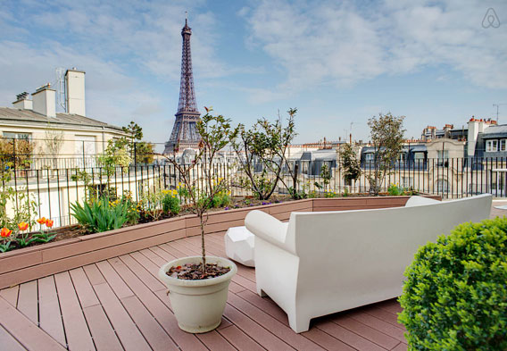 Paris Vacation Rental - Paris Villas - Rent Apartments in ...