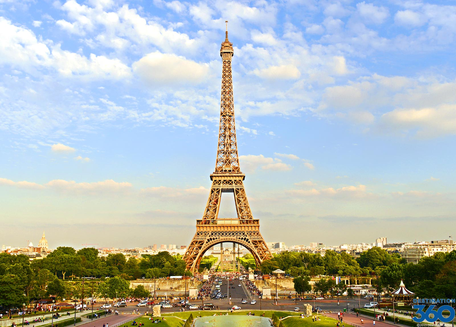 Paris Virtual Tour