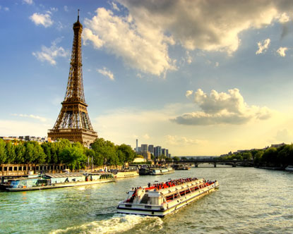 When to go to Paris