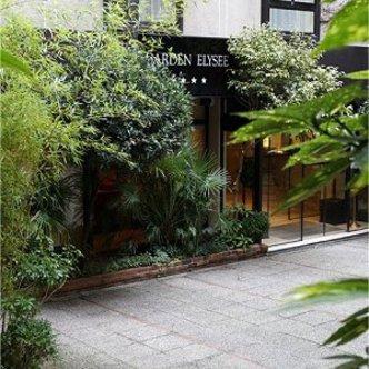 Top Garden Elysee Hotel