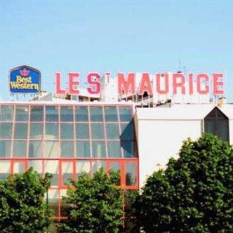 Best Western Le Saint Maurice Paris Porte De Bercy