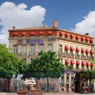 Best Western Hotel Des Capitouls