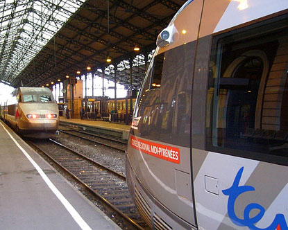 Toulouse Trains