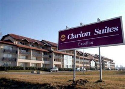 Clarion Suites Geneva Excellior