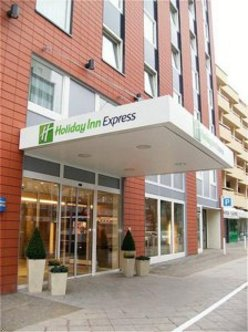 Express By Holiday Inn Berlin City Centre West