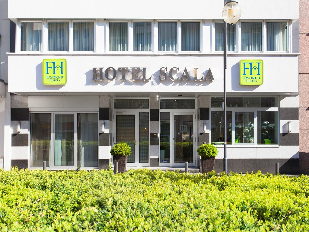 Favored Hotel Scala
