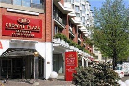 Crowne Plaza Hotel Hannover Schweizerhof