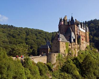 Tvrđave i dvorci Burg-eltz-castle
