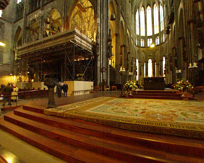 Cathedral Interior Virtual Tour