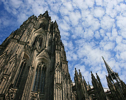 Cologne Cathedral Virtual Tour