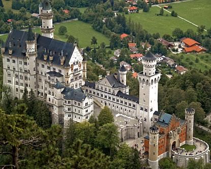 Hotels Near Fussen Germany