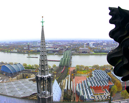 Cologne Tower View