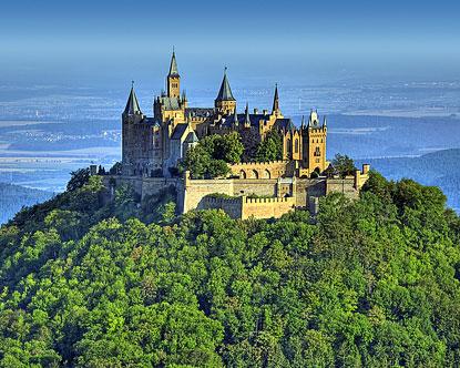 Schloss Hohenzollern Hohenzollern Castle