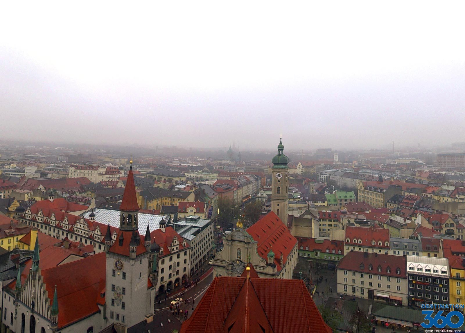 Munich Virtual Tour