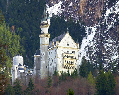 Tours of Neuschwanstein Virtual Tour