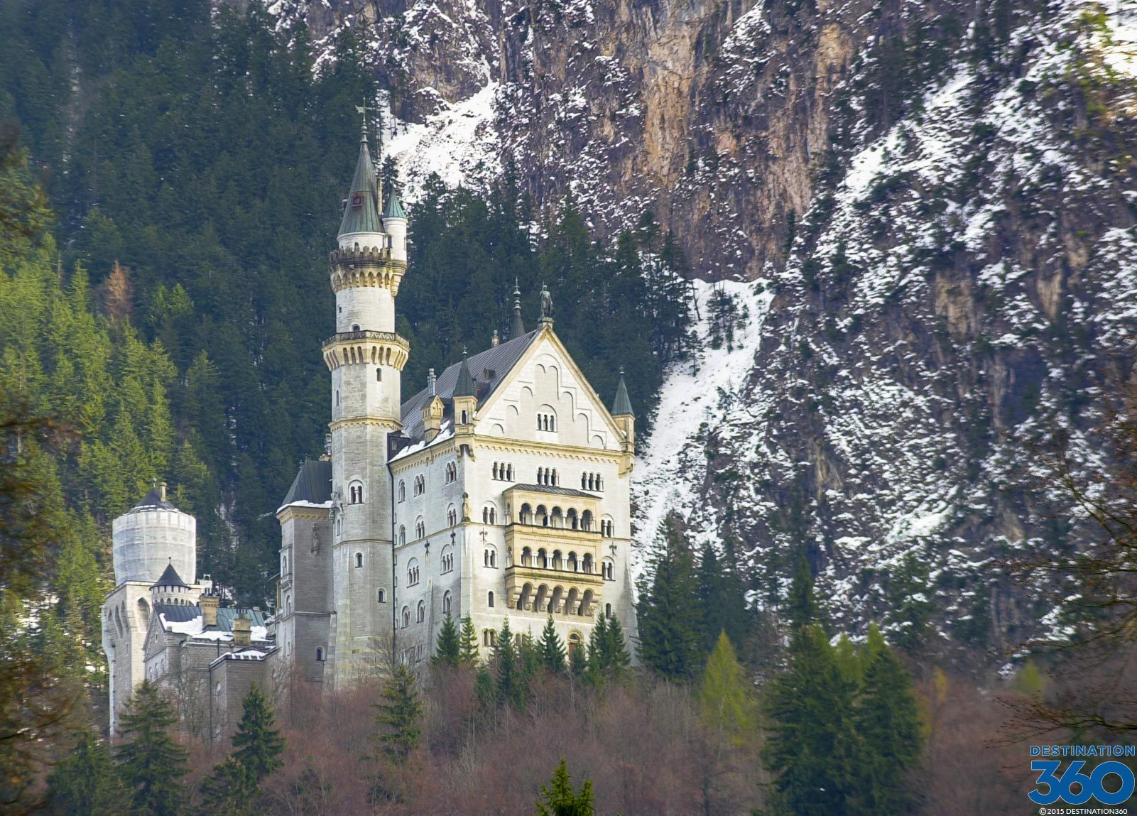 Neuschwanstein Castle Virtual Tour