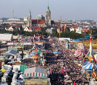 Oktoberfest Tours in Munich
