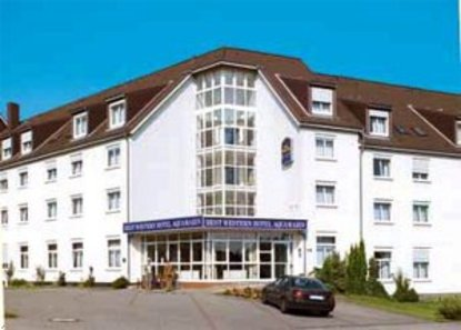 Best Western Hotel Aquamarin Luebeck