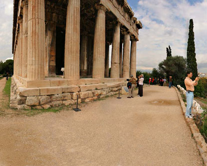 Athenian Agora Virtual Tour