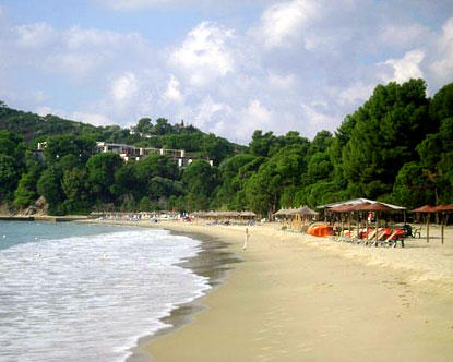 Koukounaries - Koukounaries Beach Skiathos