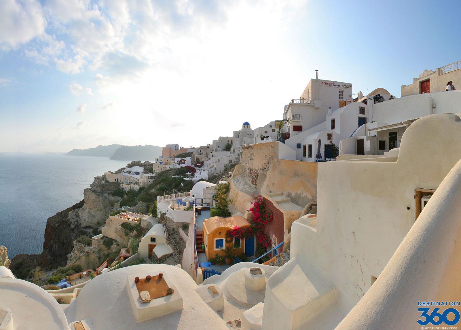 Oia Virtual Tour