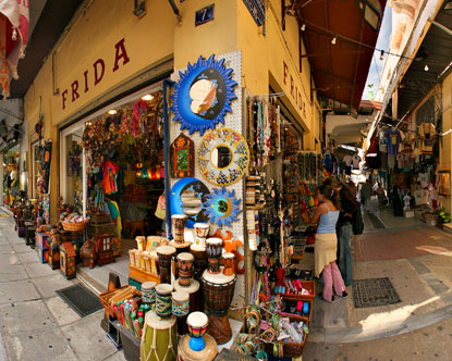 Plaka Market Virtual Tour