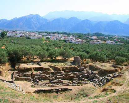 Sparta Ancient Sparta