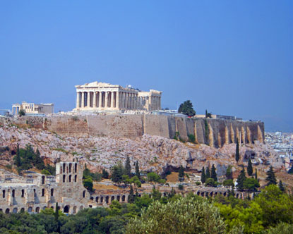 Suggested Itineraries Athens