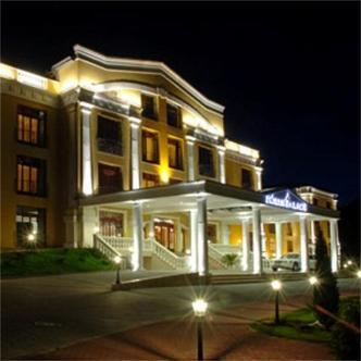 Polus Palace Thermal Golf Club Hotel